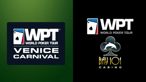 Live Tournament Update: Day 1A Action From the WPT Events in Venice and California