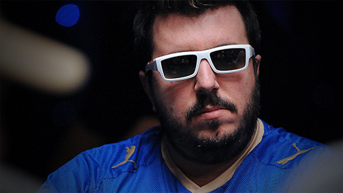 Max Pescatori on the Difficulties of Being a Live Tournament Grinder