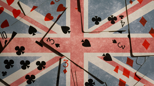 Progression of winning poker hands