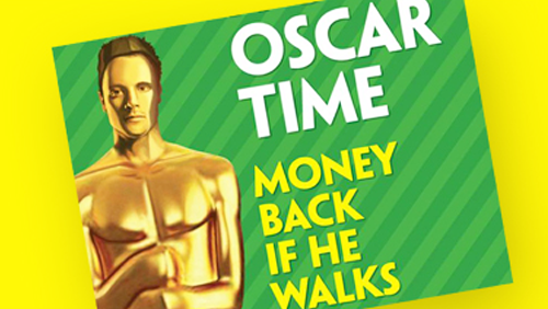 Weekly Poll – Did Paddy Power go too far with their Oscar ad?