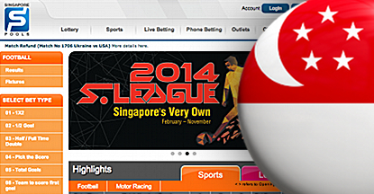 is online casino legal in singapore