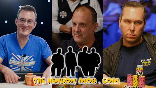 The Hendon Mob Become the Poker Mob