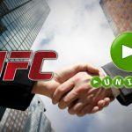 UFC-Unibet deal earns the spotlight during UFC Fight Night