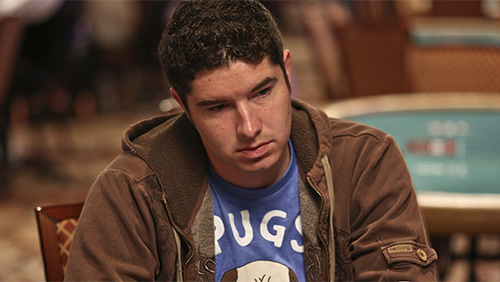 Blair Hinkle Creates World Series of Poker History at Council Bluffs