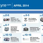 CalvinAyre.com Featured Gambling Conferences and Events: April 2014