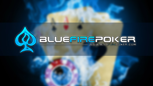 Confessions of a Poker Writer: Bluefire Poker