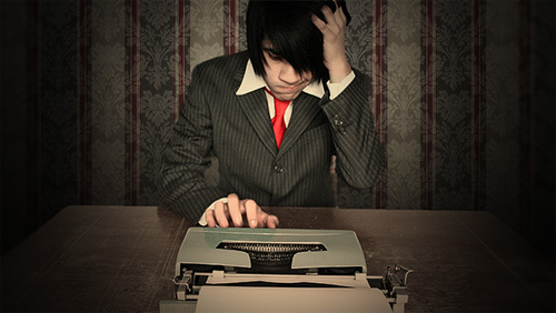 Confessions of a Poker Writer: Real World Writing