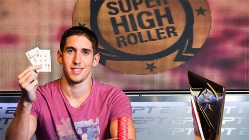 Dan Colman Wins the EPT Grand Final €100k Super High Roller