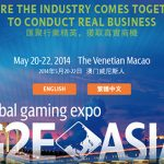 G2E Asia opens its doors to the iGaming industry on May 20