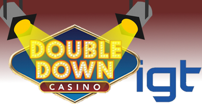 igt double down casino free slot