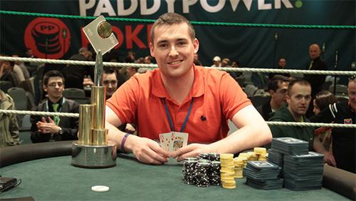 Irish Open 2014 Winner: Patrick Clarke