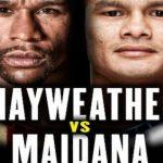 Floyd Mayweather a huge favorite against Marcos Maidana