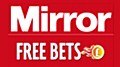 Daily Mirror launches Mirror Free Bets betting affiliate site