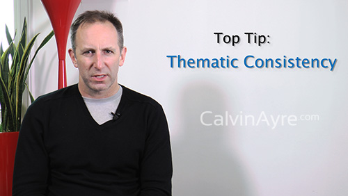 SEO Tip Of the Week : Thematic Consistency