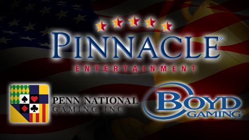 Penn, Pinnacle, and Boyd – One Winner, Two Losers