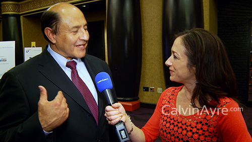 Interview with Sen. Lou Correa – Legalizing Online Poker in California
