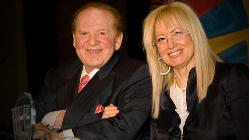 Israeli Moon Landing: Sheldon Adelson Donates $16.4 Million to SpaceIL