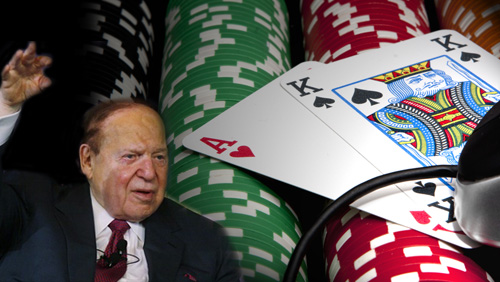 Weekly Poll – Sheldon Adelson's backed Bill means?