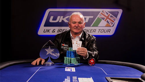 Duncan McLellan Wins Title No.2 at UKIPT Nottingham
