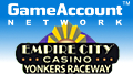 GameAccount Network celebrates super 2013, inks Empire City Casino free-play deal