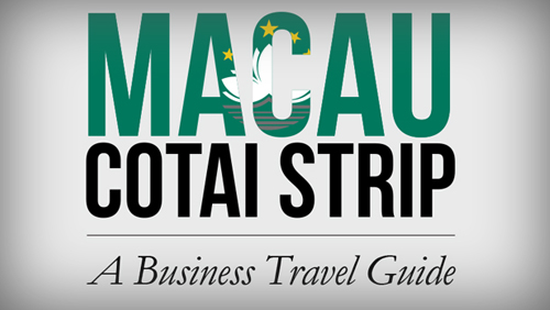 Macau Cotai Strip Guide