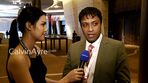 Interview with Harish Narayanan - Paddy Power Asia