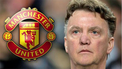 Louis van Gaal Given 3-Year Deal at Man Utd
