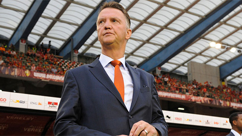 Louis van Gaal Will be the Next United Manager…Just Not Yet