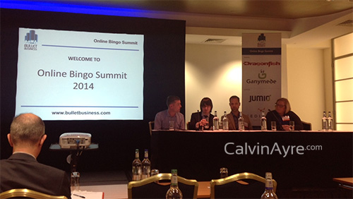 Online Bingo Summit 2014 Day 2 Recap and Highlights