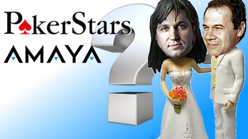Amaya Gaming and PokerStars talking acquisition?