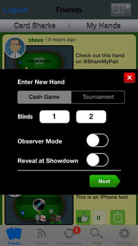 ShareMyPair: The Social Networking Platform and App For Poker Players