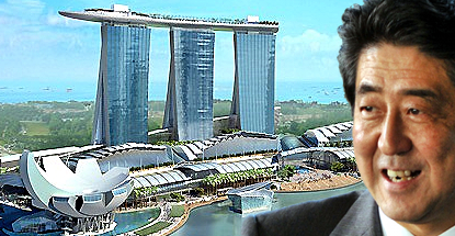 shinzo-abe-singapore-casino