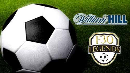 William Hill Become the Official Betting Partner for the Elite Legends Cup