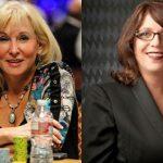 The Women in Poker Hall of Fame Welcome Allyn Jaffrey Shulman and Deborah Giardina