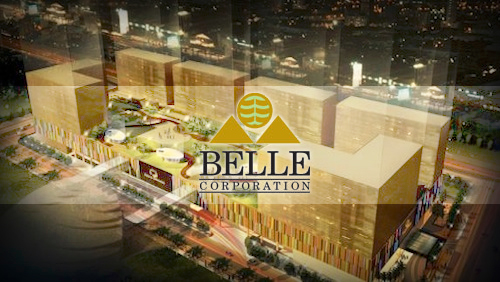 Belle Corp. Consolidate Shares under Sinophil