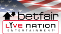 Betfair US inks New Jersey sponsorship deal with Live Nation