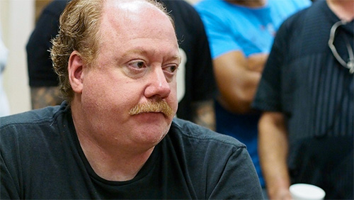 Dan Heimiller: Giving Away 2% of His WSOP Main Event Action