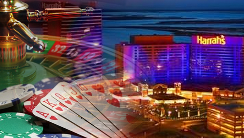 Harrah's Atlantic City Fines for Allowing Underage Gambling
