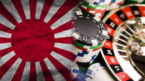 Japan gambling legalization