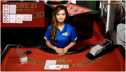 Casino croupier salary