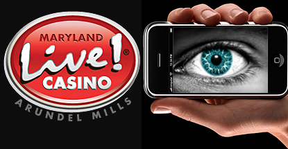 Casino thief behind bars after cops track his cell phone - Maryland live poker room phone number ...