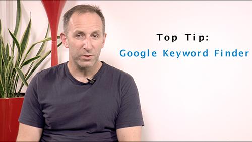 SEO Tip of The Week: Prioritising & Finding Keywords with Google Keyword Planner
