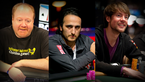 WSOP Day 13 Recap: Kitai, Heimiller and Danzer Feeling Golden