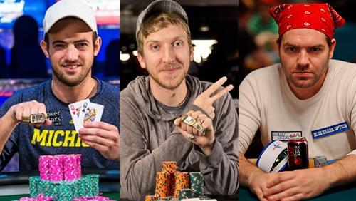 WSOP Day 21 Recap: Cada and Shaffer Win Bracelet No.2