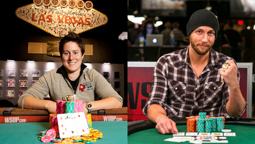 WSOP Day 4 Recap: Selbst and Shack-Harris Winning Bracelets