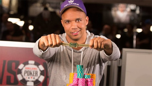 WSOP Days 31 & 32 Recap: Phil Ivey Wins Bracelet No.10