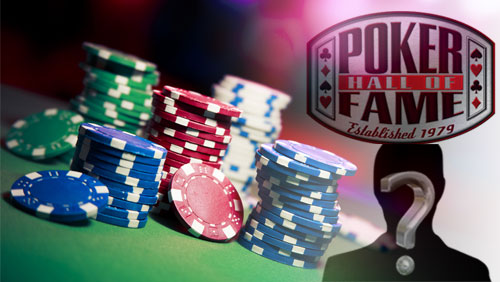 2014 Poker Hall of Fame: Who Do You Feel Deserves a Spot?