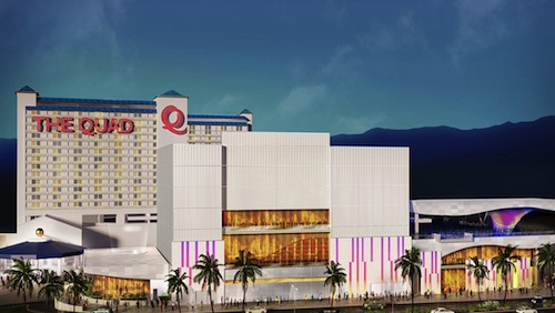 Caesars to spend $223 million on Quad revamp, set to rename it the Linq Hotel & Casino