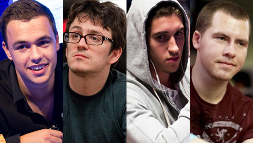 The Aria $100,000 SHR: Schemion, Haxton, Colman and Cates Take the Cash