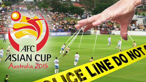 Australia seeks to curb match fixing concerns ahead of 2015 AFC Asian Cup